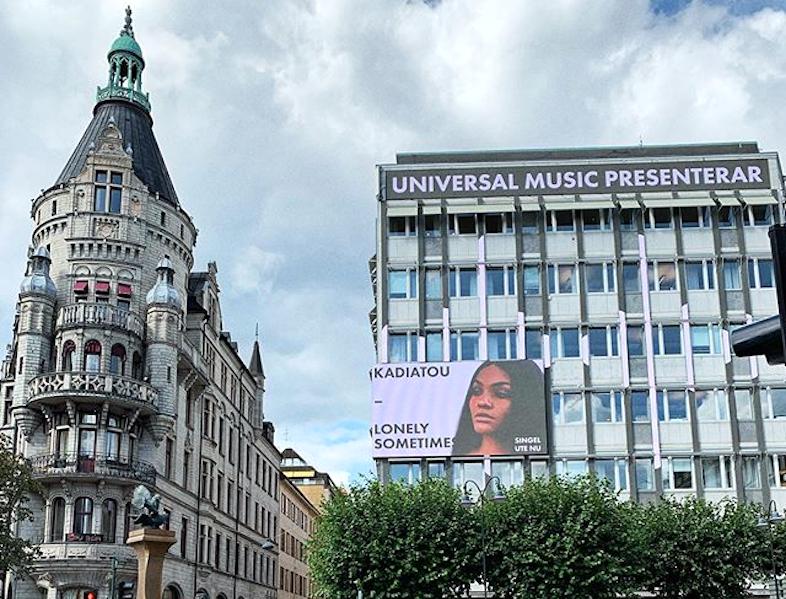 Universal Music Presenterar Kadiatou